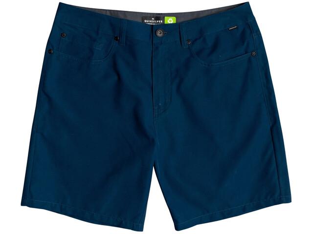 Quiksilver Nelson Surfwash Amphibian 18 Shorts Hombre, majolica blue